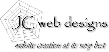 JC Webdesigns 2005 - Welcome
